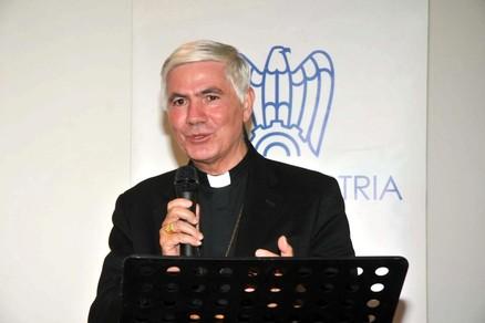Castel di Sangro, Calcio. Il Vescovo D'Ercole al torneo Bracaglia