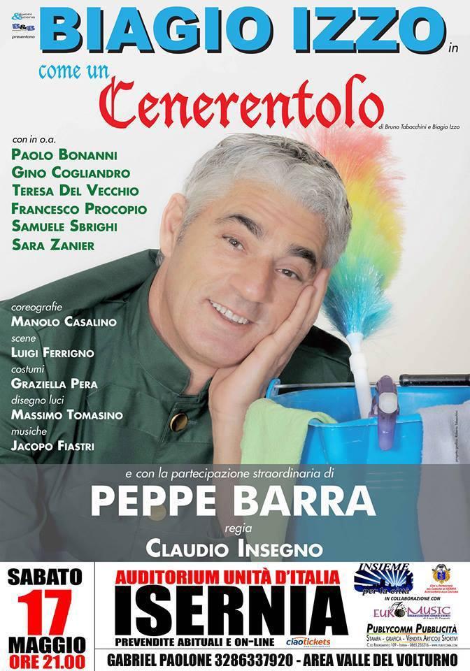"IL ""Cenerentolo"" arriva a Isernia"