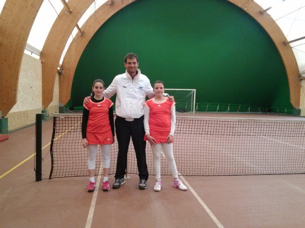Tennis, Under 12: Gasbarro e Barbato accedono ai campionati italiani