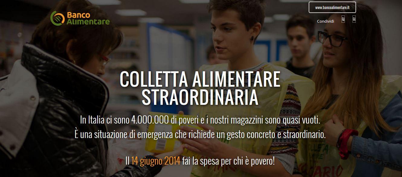 """Castel di Sangro, domani gara di solidarietà per la  """"Colletta Alimentare"""""""