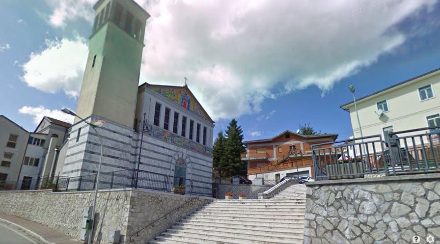 Furto sacrilego ad Ateleta: sfondano la porta della sacrestia per rubare poche centinaia di euro