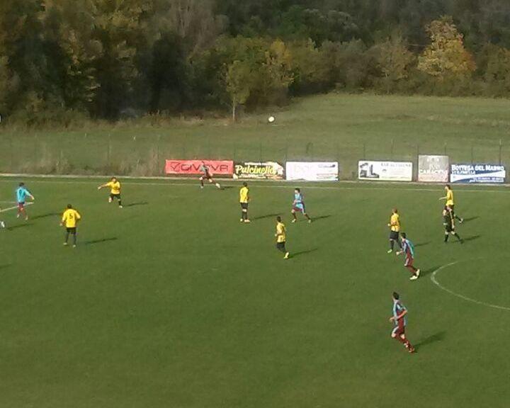 Calcio - Ala Fidelis, niente da fare contro lo scatenato Vulcania: 0 - 3