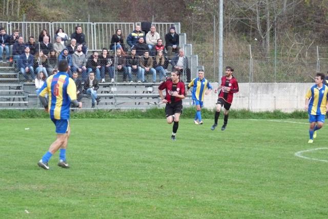 Calcio - Roccasicura silura l'Atletico Sanniti: 1 - 0