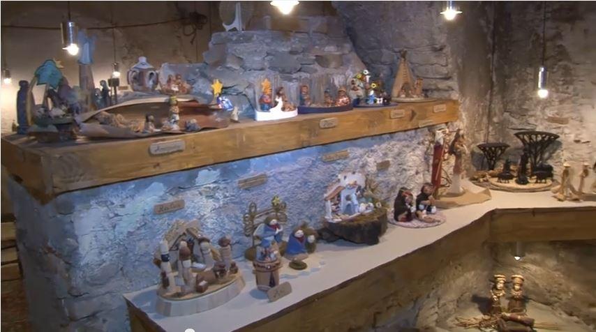 Roccamandolfi, in mostra 103 presepi di tutto il mondo