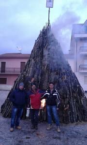 sant'antonio fuoco