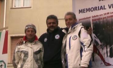 Alfedena, sport e amicizia al 'Memorial Vittorio Amorosi'