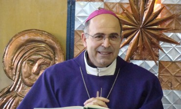 Sulmona celebra i 10 anni dell'ingresso in diocesi di Mons. Angelo Spina