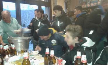 Calcio -Terzo tempo e grande amicizia tra Forulum e Atletico Sanniti: 2 - 3