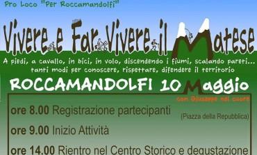 Vivere il Matese da protagonisti a Roccamandolfi, domenica 10 maggio