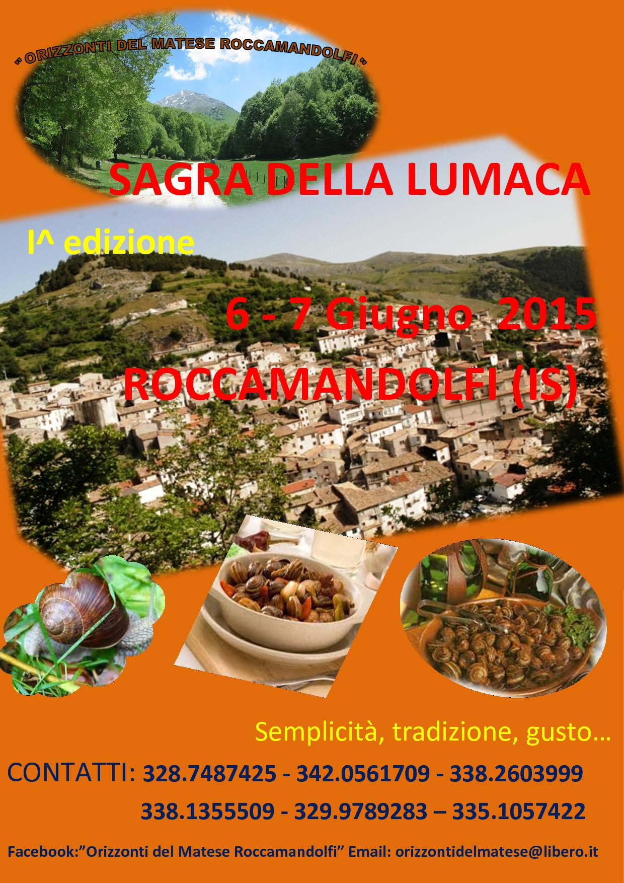 bozza locandina  Sagra della Lumaca 20151 (2)