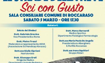 """Roccaraso, focus su sport e tradizione con la 2^ edizione di """"Sci con gusto"""""""