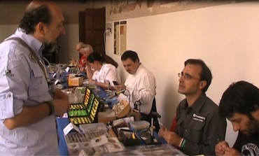 Apre il Sim Fly Festival,  Castel di Sangro vetrina mondiale