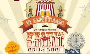 Pescolanciano...a tutta birra con il festival dei produttori molisani