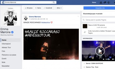 Emma Marrone, data zero non vale zero