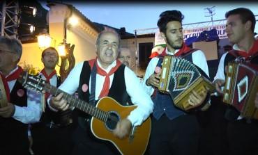 Gnoccata a suon di folk a Roccamandolfi