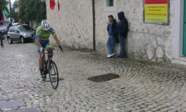 Stefano Fatone e Andrea Tarolla dominano la cronoscalata a Civitella Alfedena
