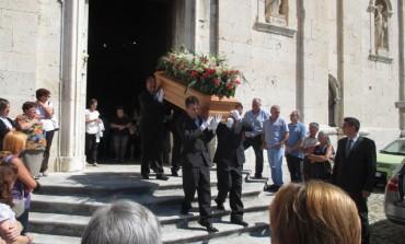 Castel di Sangro, la 'Civita' saluta Dario