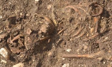Tomba di epoca preromana rinvenuta a Scontrone