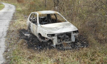 San Pietro Avellana, incendiata automobile ad un tartufaio abruzzese