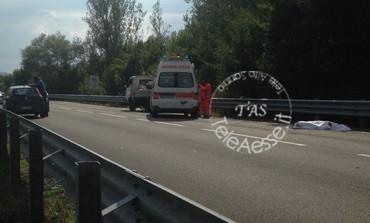 Castel di Sangro, muore ciclista molisano travolto da un automobile