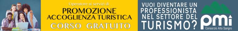 Corso Promozione Accoglienza Turistica 2017 Pmi Castel di Sangro