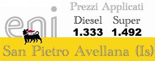 Prezzi Gasolio Eni Stazione di Servizio Gpl