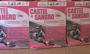 Giro d'Italia Handbike, atleti di tutte le regioni alla tappa di Castel di Sangro