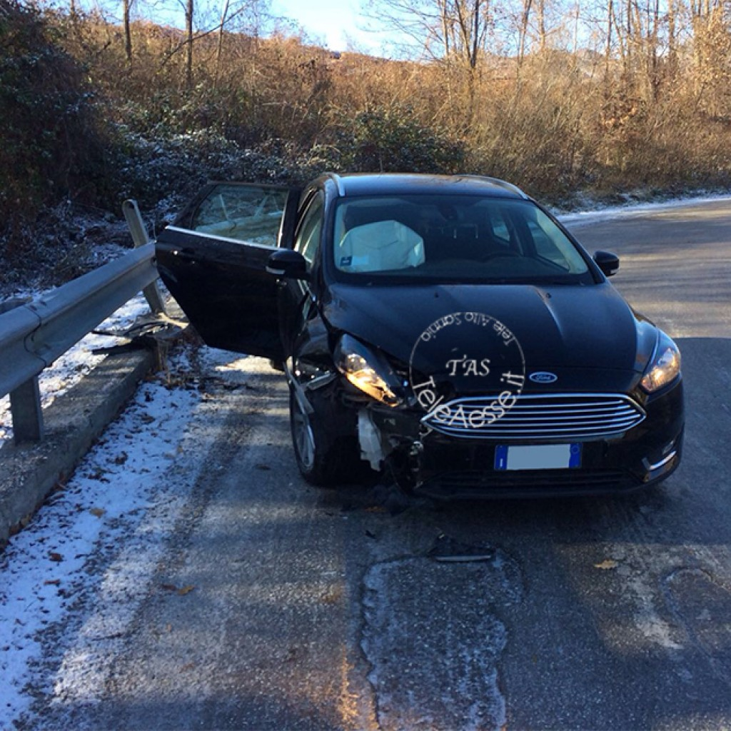 incidente strada provinciale 88