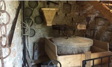 Torna a funzionare l'antico mulino di Montenero Val Cocchiara