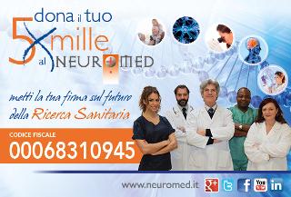 Neuromed dona il tuo 5x1000