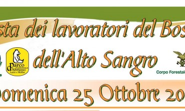 A Val Fondillo si prepara la festa dedicata a boscaioli e mulattieri