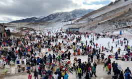 Sciare a Roccaraso, 15.000 presenze al giorno su Skipass Alto Sangro