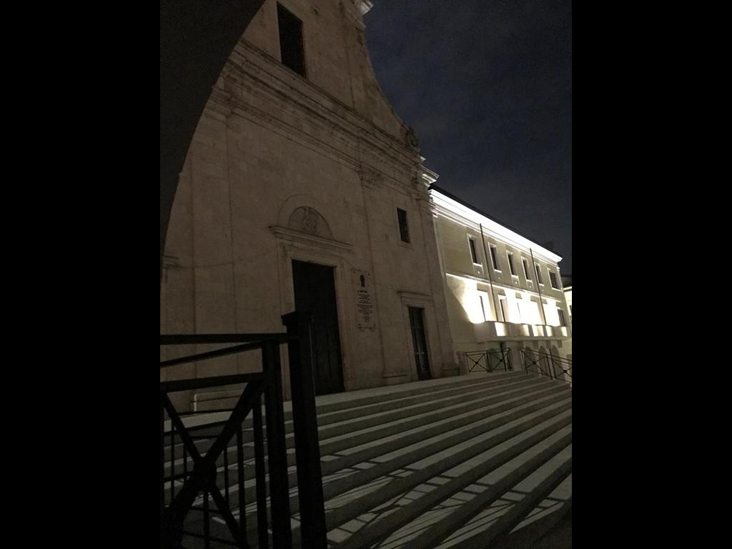 Chiesa San Giovanni Battista Castel di Sangro