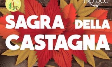 San Massimo, sagra della castagna: sabato 24 ottobre