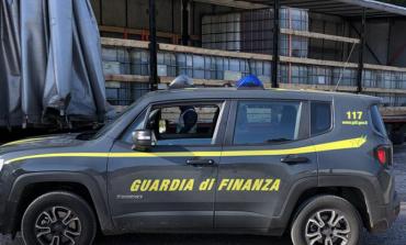 Guardia di Finanza di Isernia, sequestrate 72 tonnellate di gasolio di contrabbando