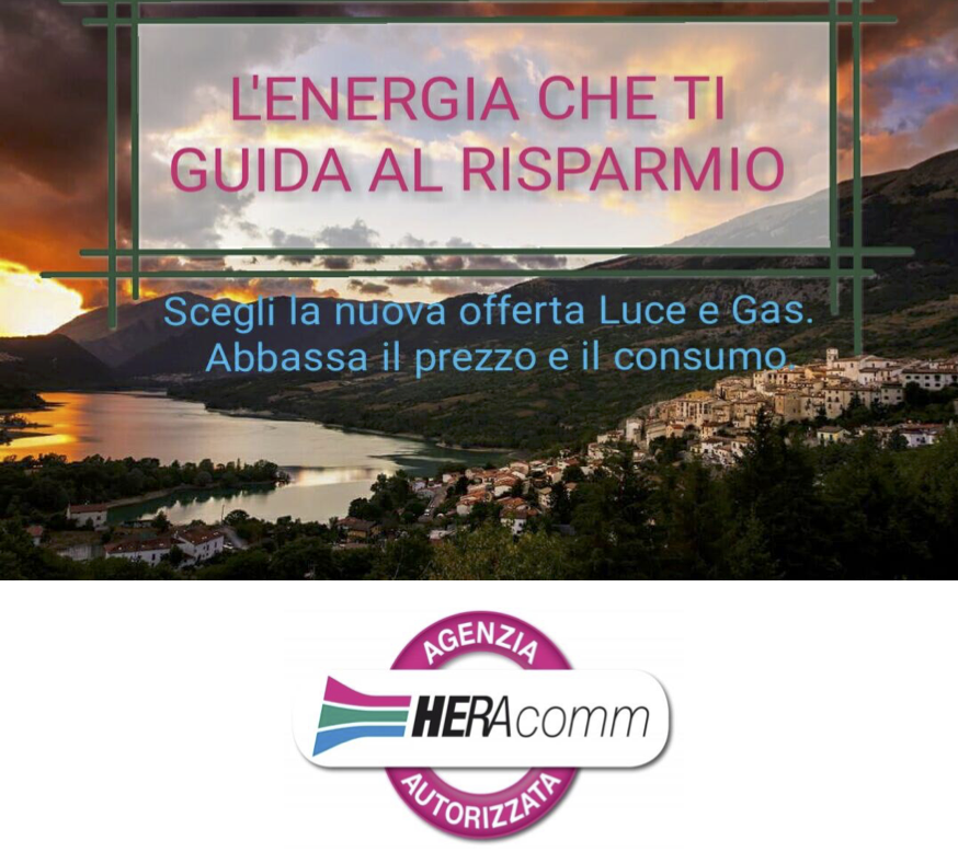 Hera offerta luce e gas - Hera Comm Barrea
