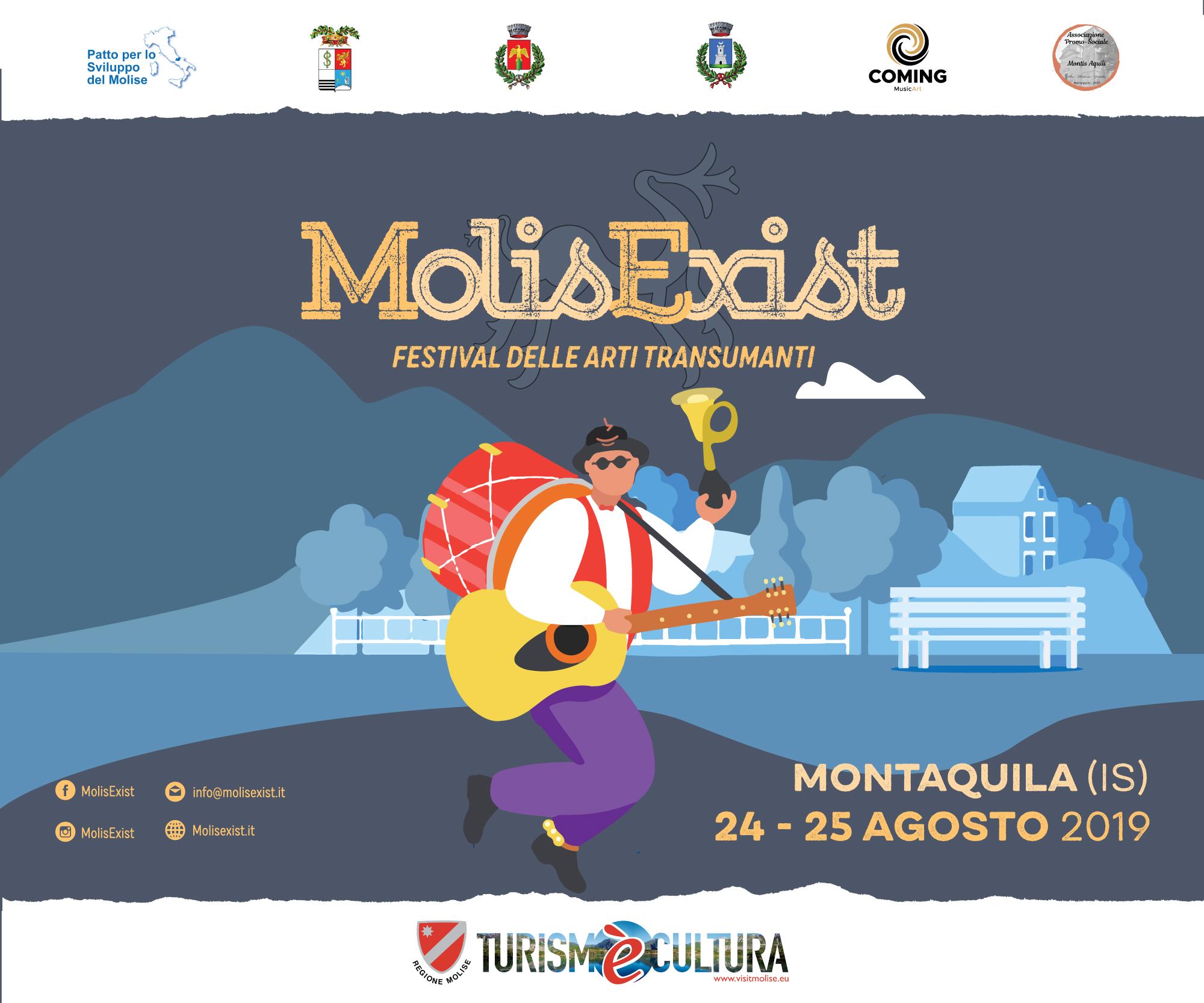 MolisExist - Festival delle arti transumanti - Montaquila