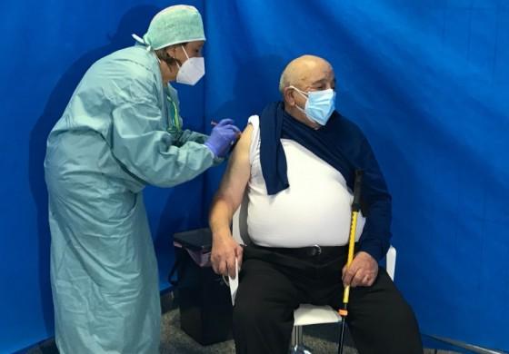 Vaccinazione Covid Castel di Sangro, a 98 cittadini somministrata la prima dose