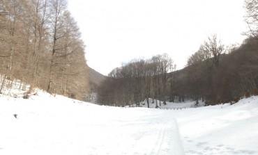 Guado la Melfa, sci di fondo, ciaspolate, escursioni a piedi e a cavallo: il paradiso è qui!