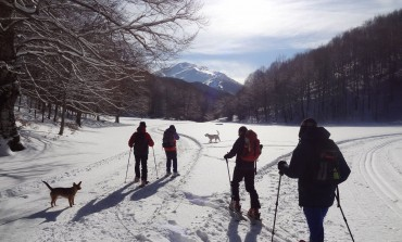 "Sci nordico: apre la pista ""Guado la Melfa"". Weekend con trekking e mountain bike"