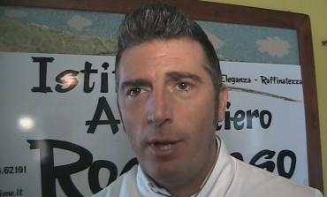 Roccaraso, lo chef stellato William Zonfa torna all'Alberghiero
