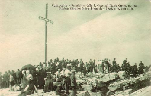 Capracotta-Benedizione-della-Croce-sul-Monte-Campo di capracotta n. 1673