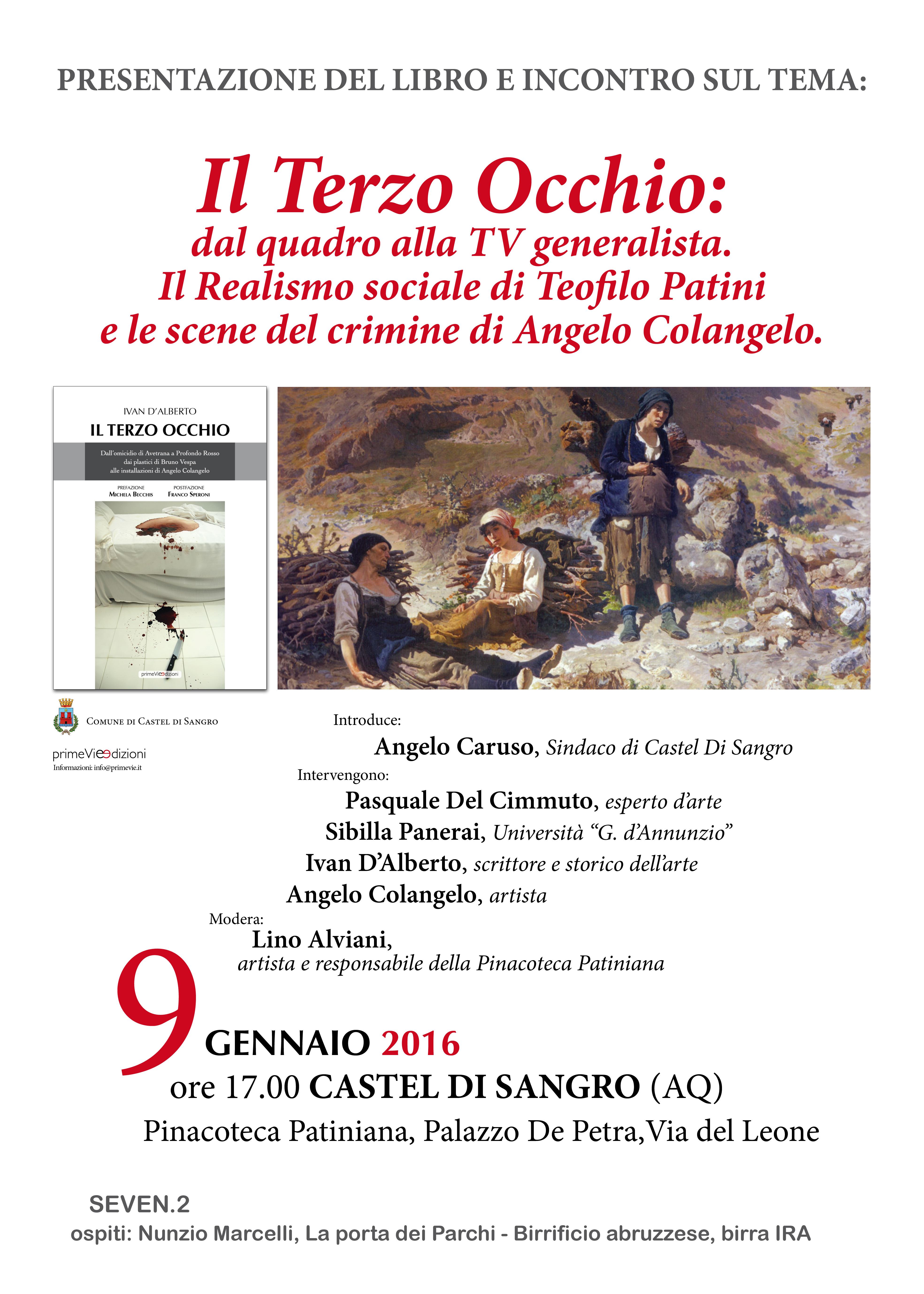 Manifesto Castel di Sangro