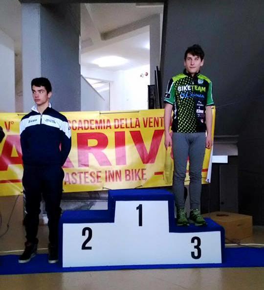Isernia Bike Team 2016 Magnante Scerni