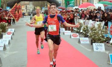 Daniele D'onofrio è il campione d'Italia di mezza maratona