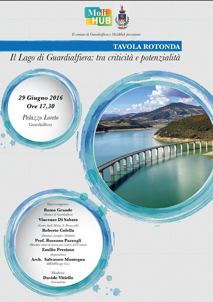 Locandina evento Guardialfiera 29 Giugno 2016