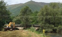 Interventi sul fiume Sangro tra Scontrone e Castel di Sangro
