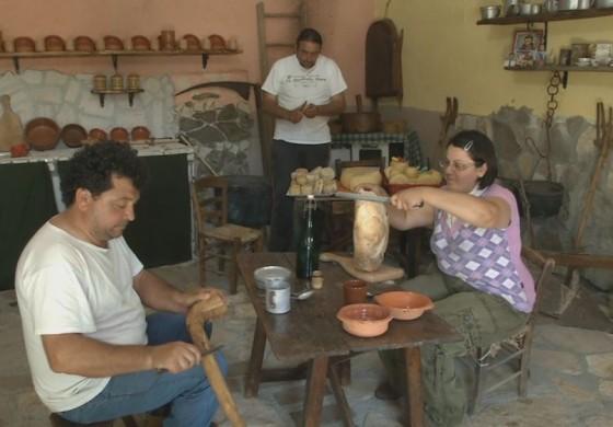 Turismo in azienda agricola, lo propone 'La pecorella nera' a Roccamandolfi