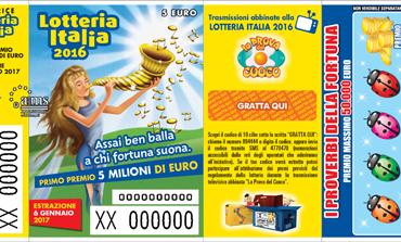 Lotteria Italia, vinti 25.000 euro a San Pietro Avellana