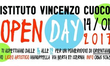 Isernia, miriadi di opportunità all'Istituto 'Vincenzo Cuoco'